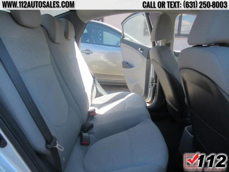 Hyundai Accent 2013 price $9,495
