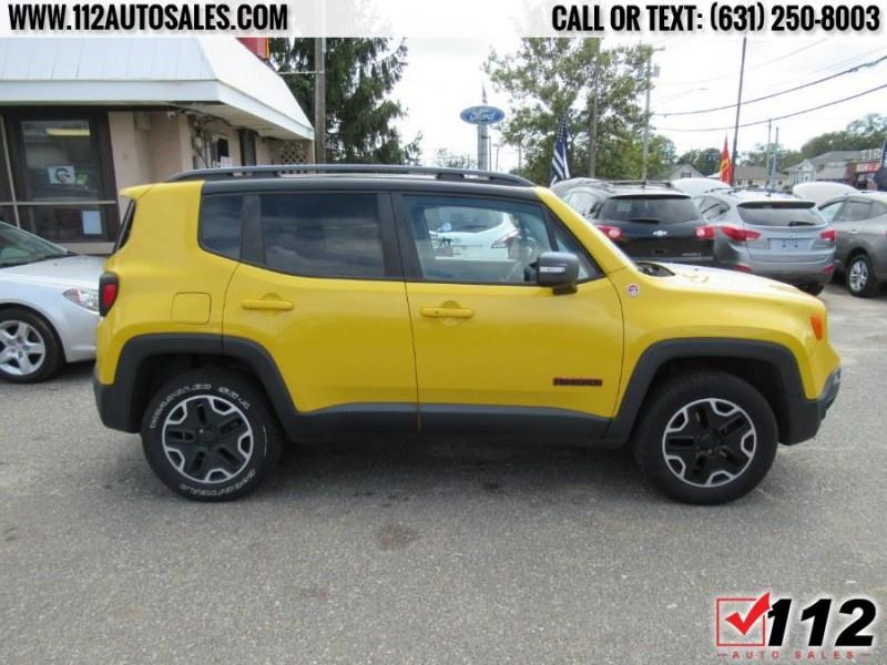 Jeep Renegade 2015 price $18,995