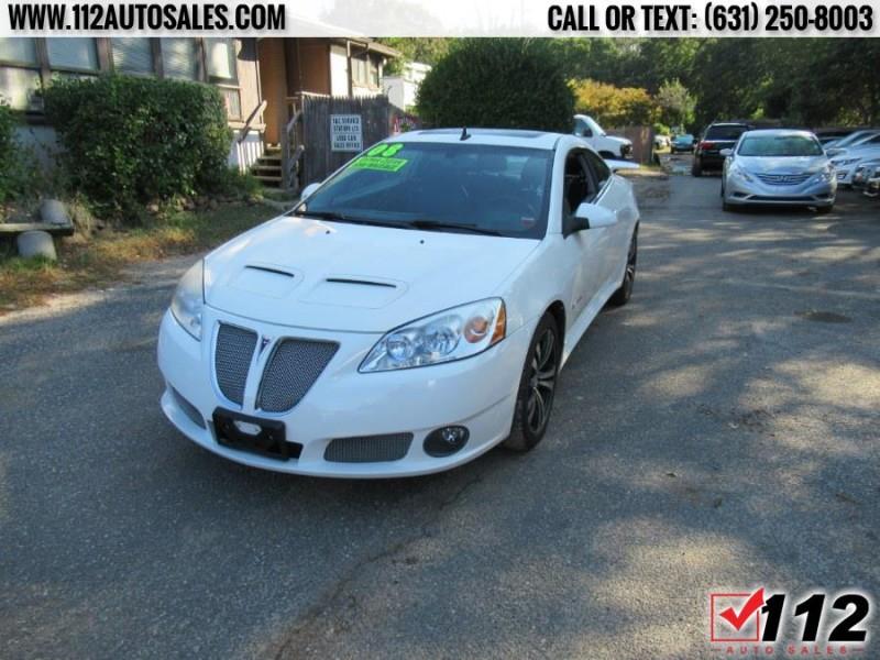 Pontiac G6 2008 price $11,995