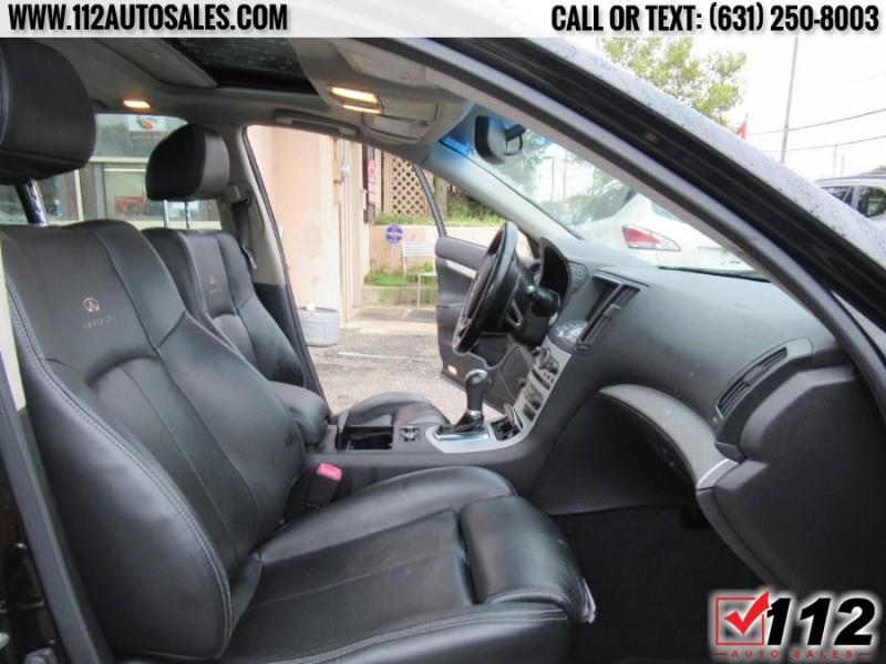 INFINITI G37 Sedan 2009 price $11,995