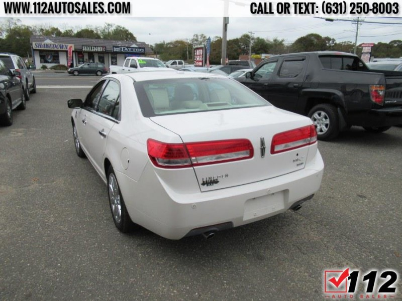 Lincoln MKZ 2011 price $10,795