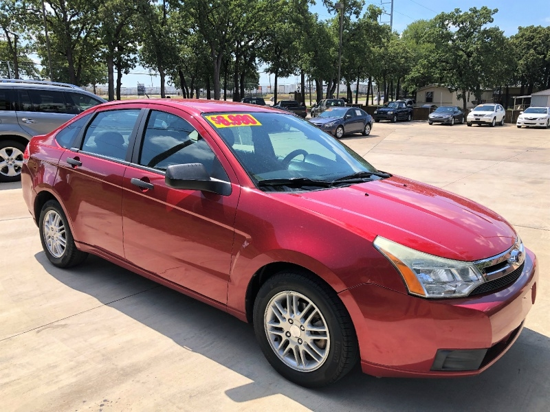 Ford Focus 2010 price $6,990