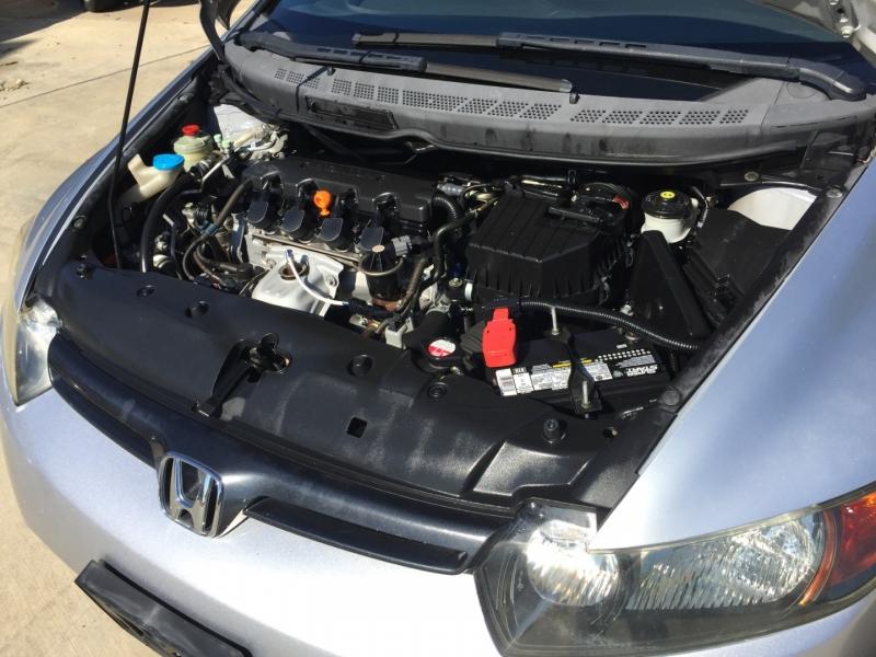 Honda Civic Cpe 2007 price $5,990