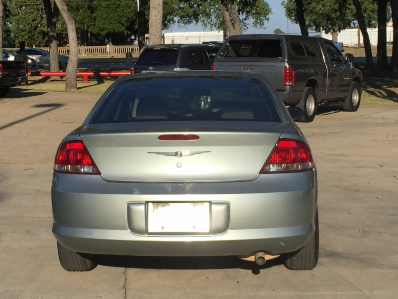 Chrysler Sebring Sdn 2006 price $3,990