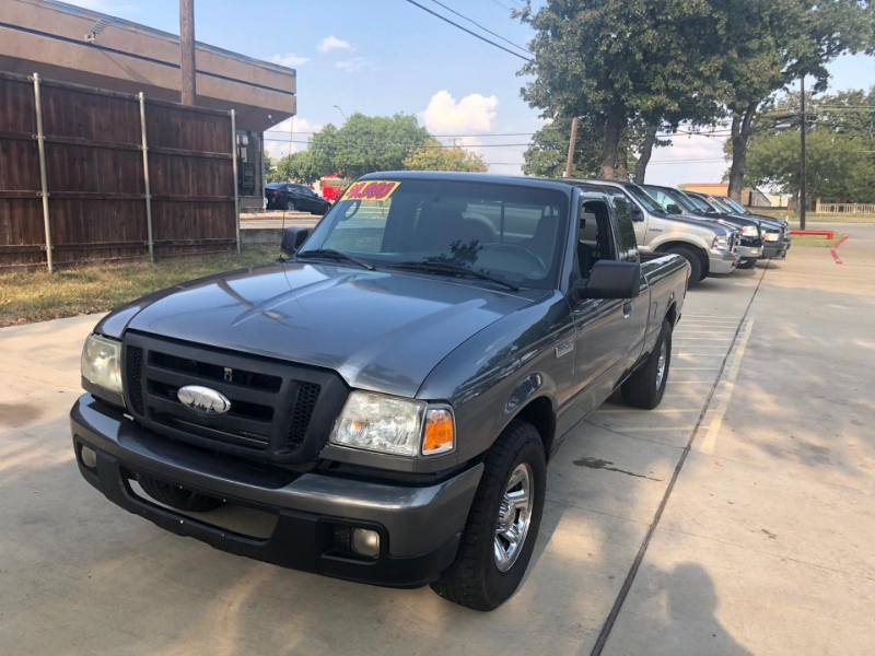 Ford Ranger 2007 price $6,990