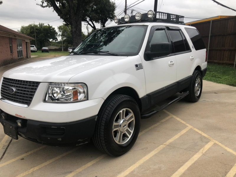 Ford Expedition 2003 price $5,990
