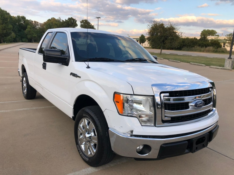 Ford F-150 2014 price $10,990