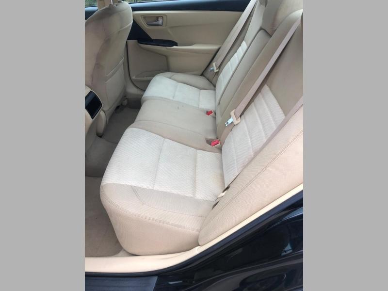 Toyota Camry 2016 price $10,500
