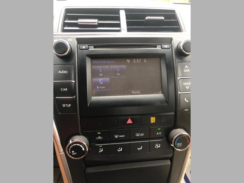 Toyota Camry 2016 price $10,990