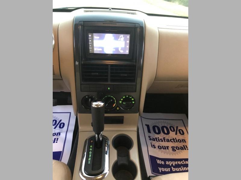 Ford Explorer Sport Trac 2009 price $10,500