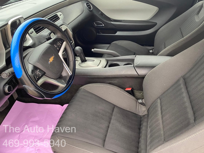 Chevrolet Camaro 2013 price $12,990