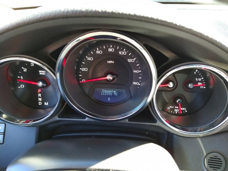 Cadillac CTS Sedan 2013 price $9,500