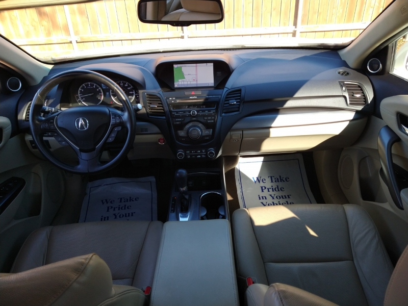 Acura RDX 2013 price $11,990