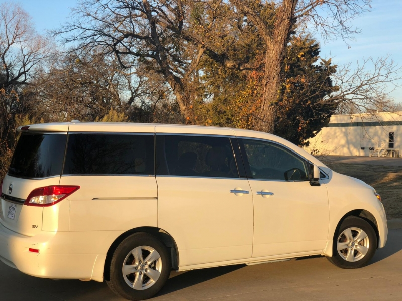 Nissan Quest 2015 price $12,990