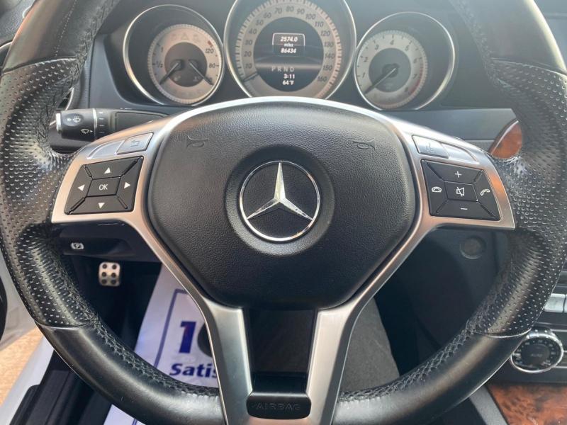 Mercedes-Benz C-Class 2013 price $10,990