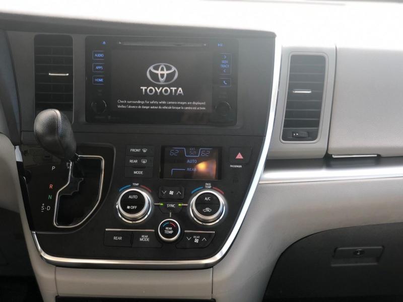 Toyota Sienna 2015 price $12,990