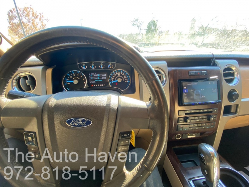 Ford F-150 2012 price $16,990