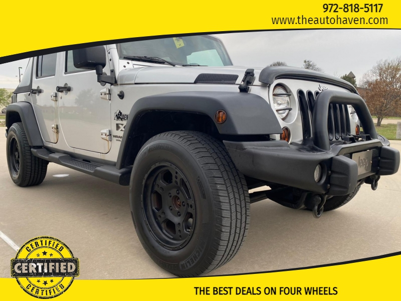 Jeep Wrangler Unlimited 2009 price $17,500