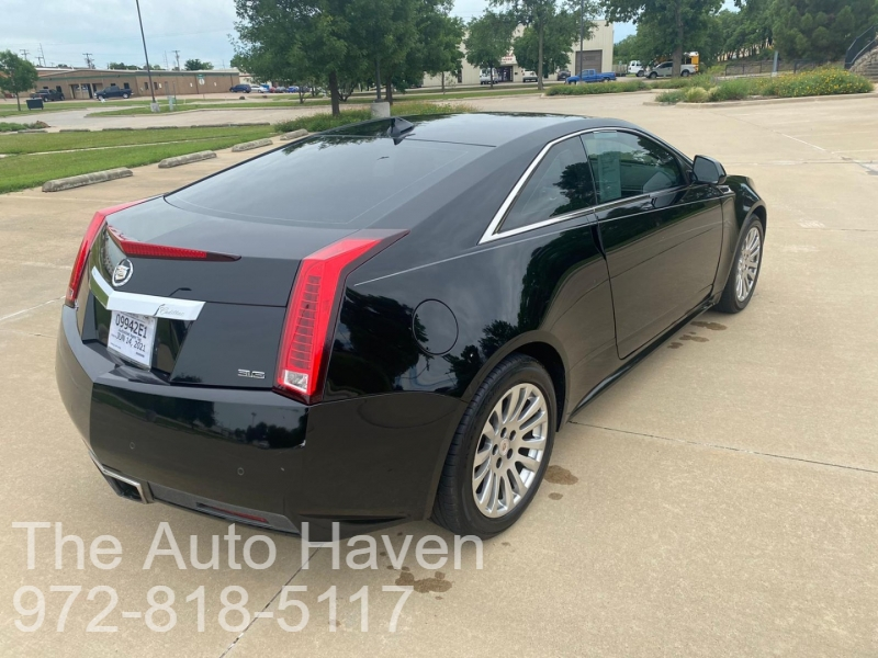 Cadillac CTS Coupe 2014 price $14,990