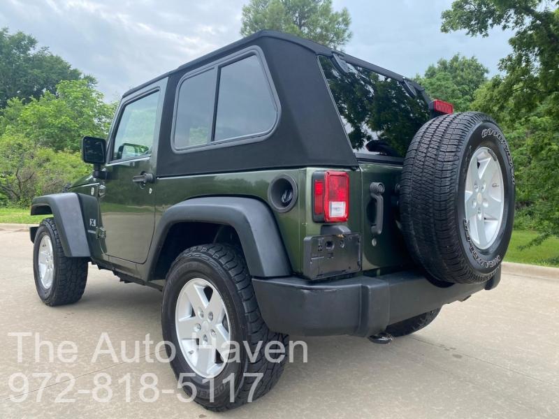 Jeep Wrangler 2009 price $13,990