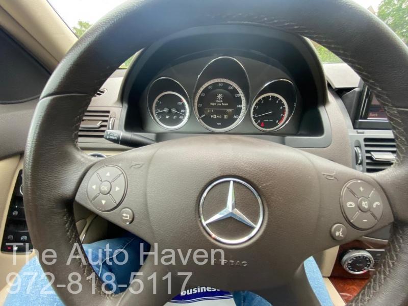 Mercedes-Benz C-Class 2011 price $12,990