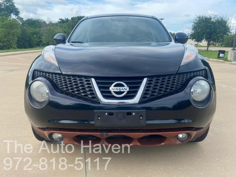 Nissan JUKE 2012 price $10,990