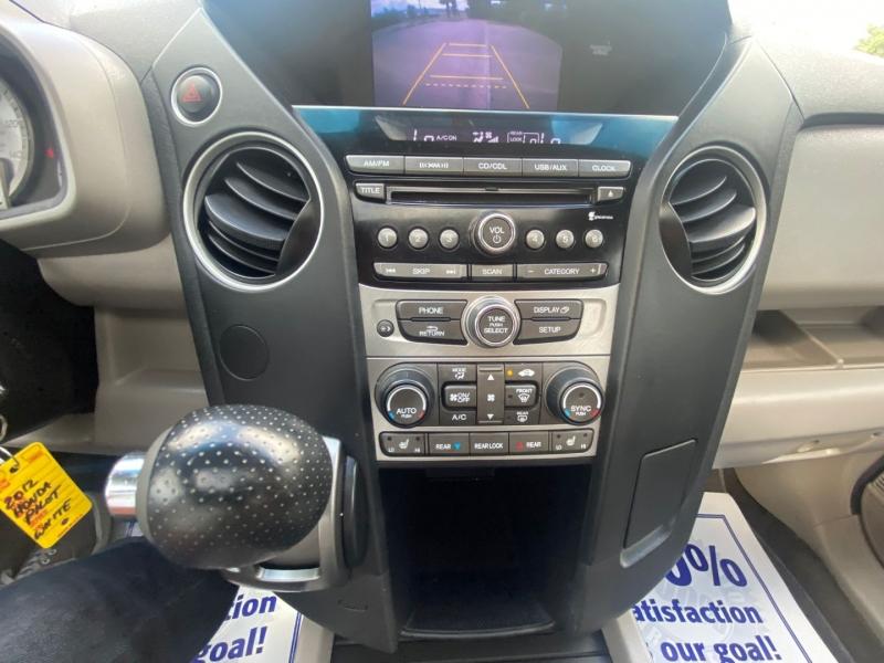 Honda Pilot 2012 price $12,990