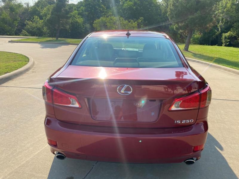 Lexus IS 250 2013 price $13,500