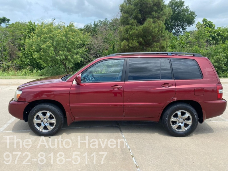 Toyota Highlander 2006 price $5,990