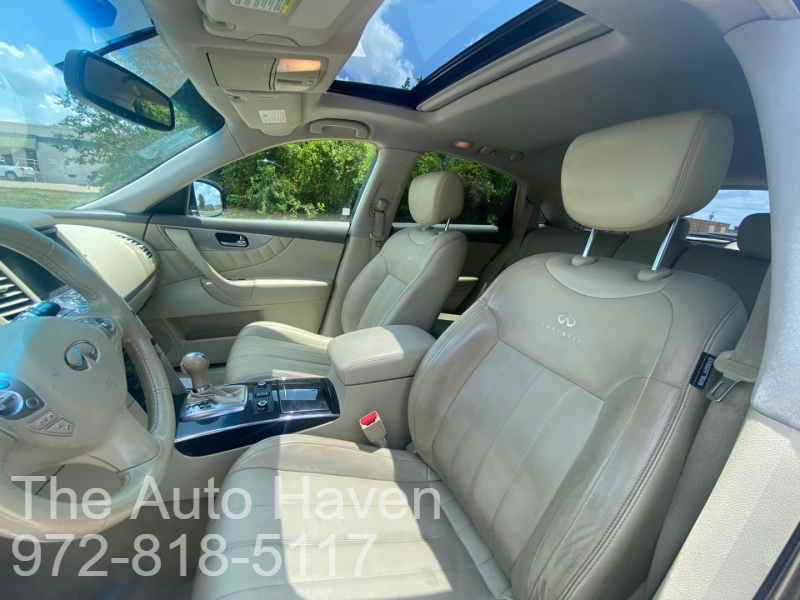 Infiniti FX35 2012 price $15,990