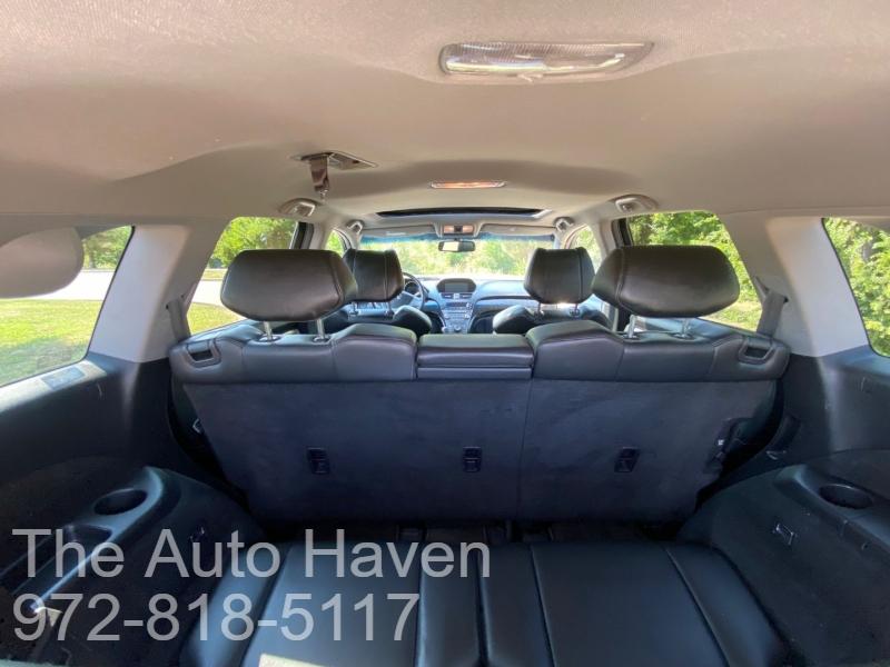 Acura MDX 2008 price $10,990