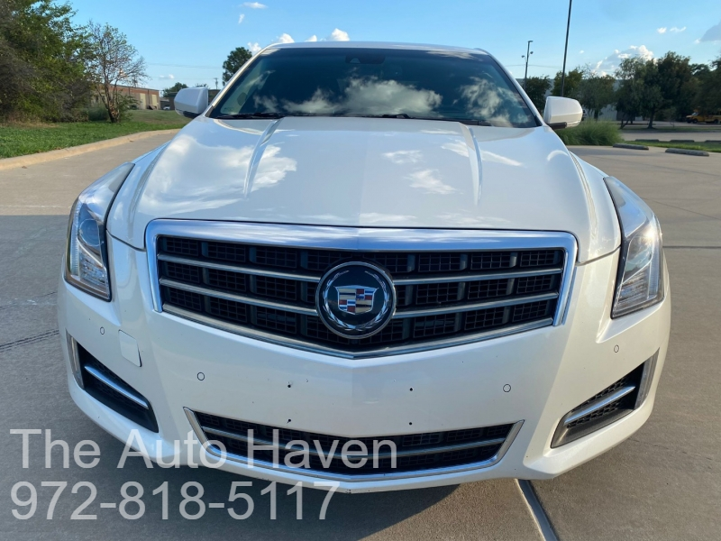 Cadillac ATS 2013 price $13,990