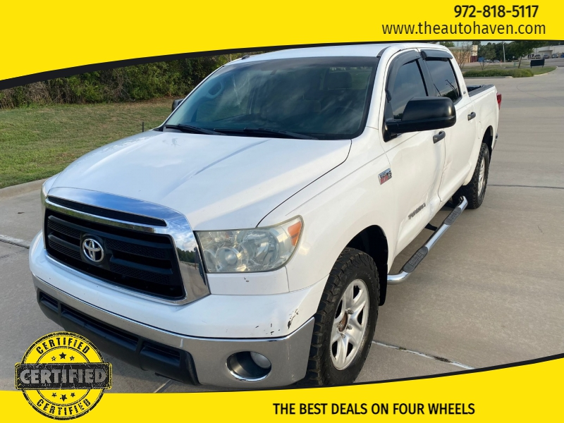 Toyota Tundra 2WD Truck 2010 price $12,990
