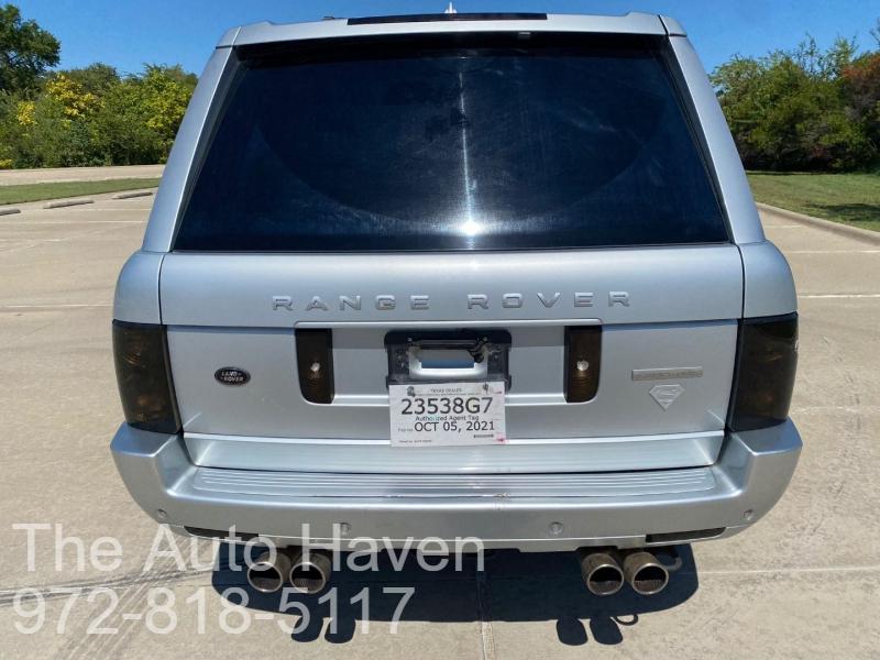 Land Rover Range Rover 2008 price $10,990