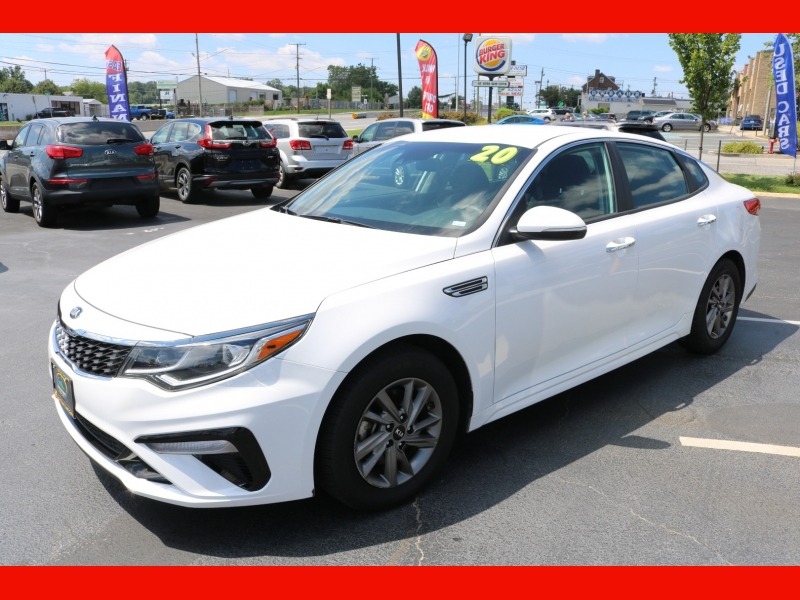 Kia Optima 2020 price $19,990