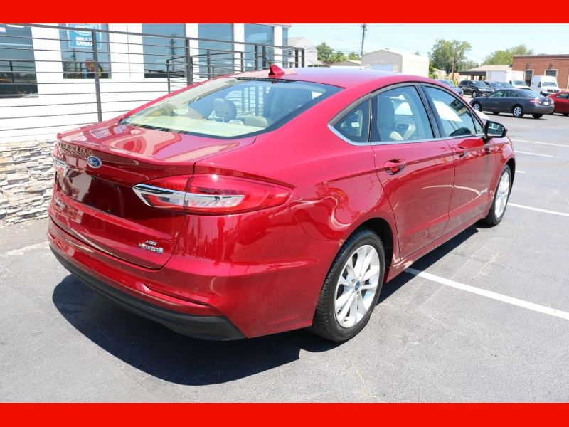 Ford Fusion Hybrid 2019 price $20,990