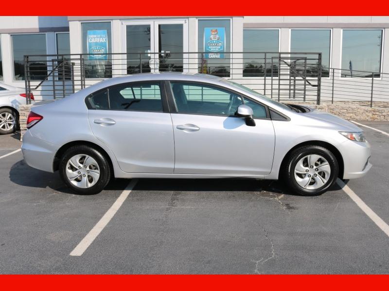 Honda Civic Sdn 2013 price $12,990