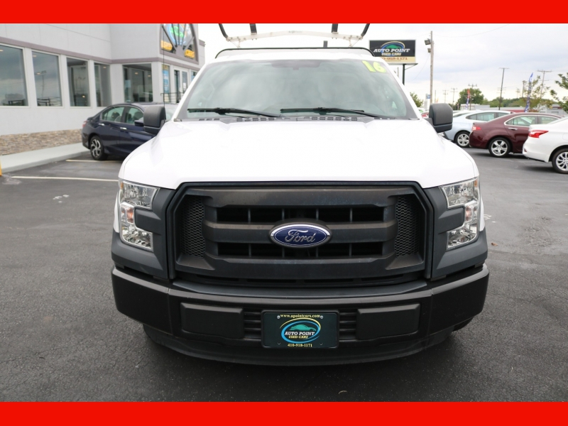 Ford F-150 2016 price $18,990