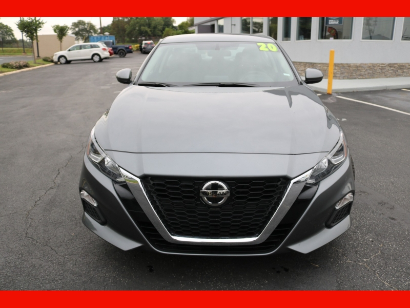 Nissan Altima 2020 price $19,990