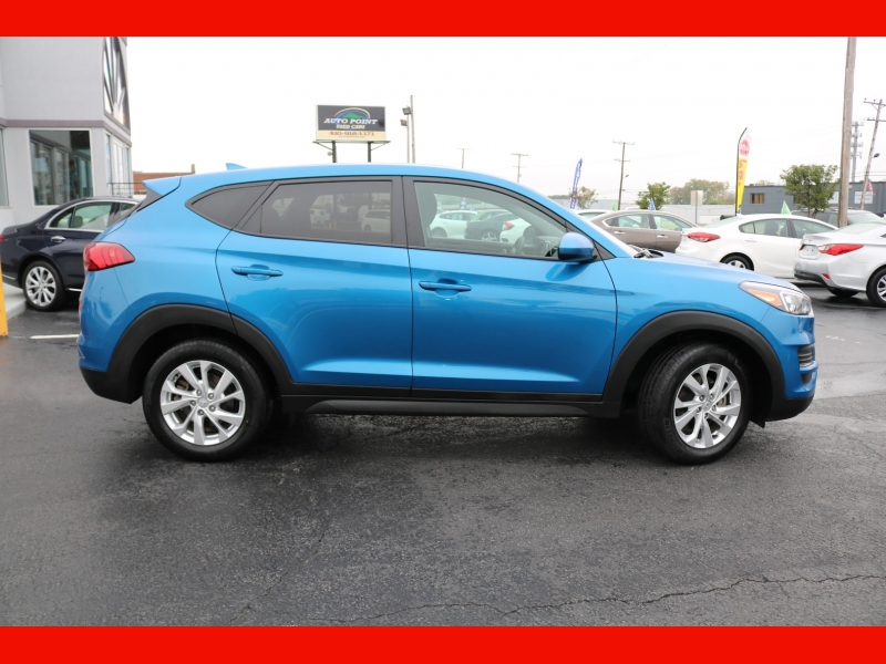 Hyundai Tucson 2019 price $20,990