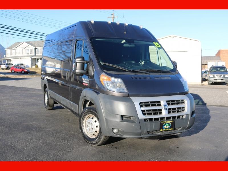 RAM ProMaster Cargo Van 2015 price $23,990