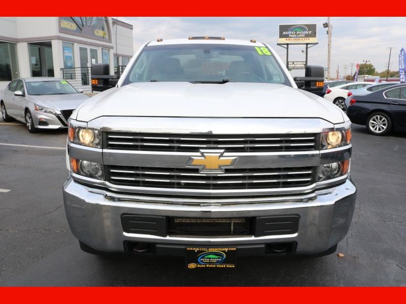 Chevrolet Silverado 2500HD 2018 price $32,990