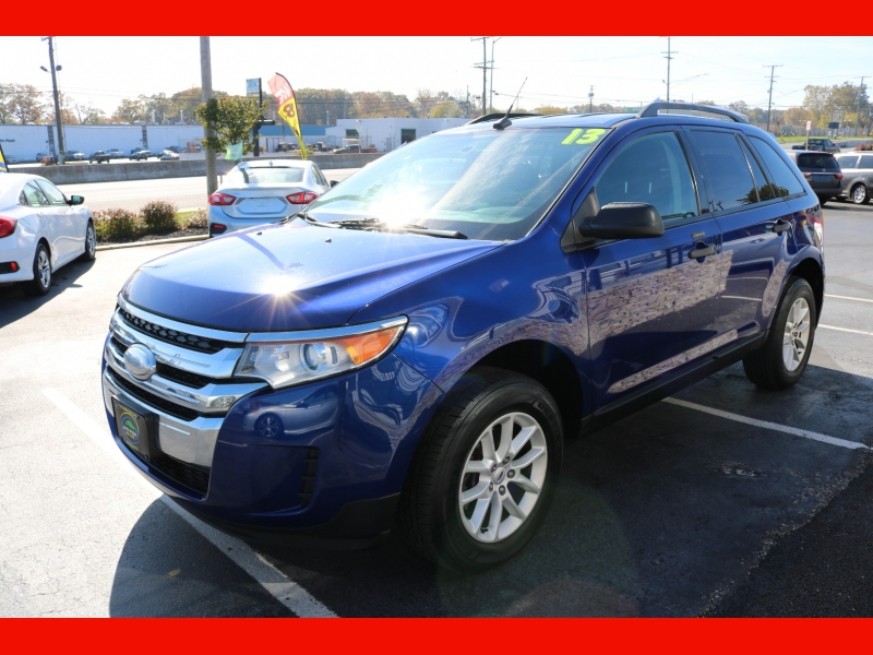 Ford Edge 2013 price $9,992