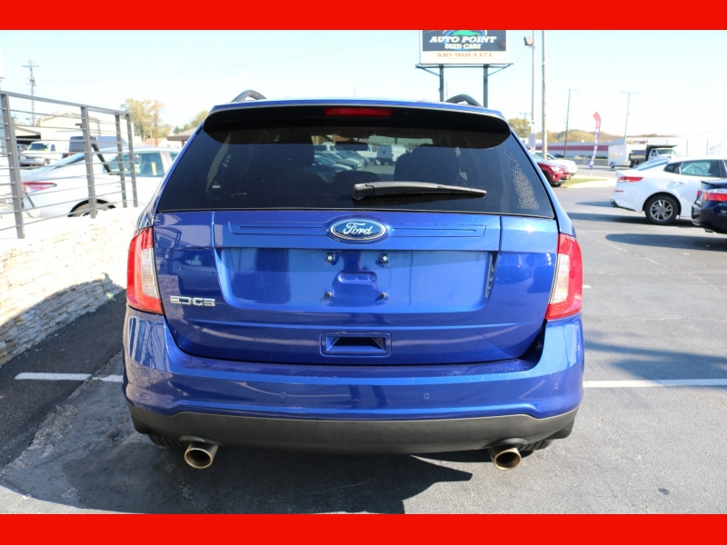 Ford Edge 2013 price $10,990