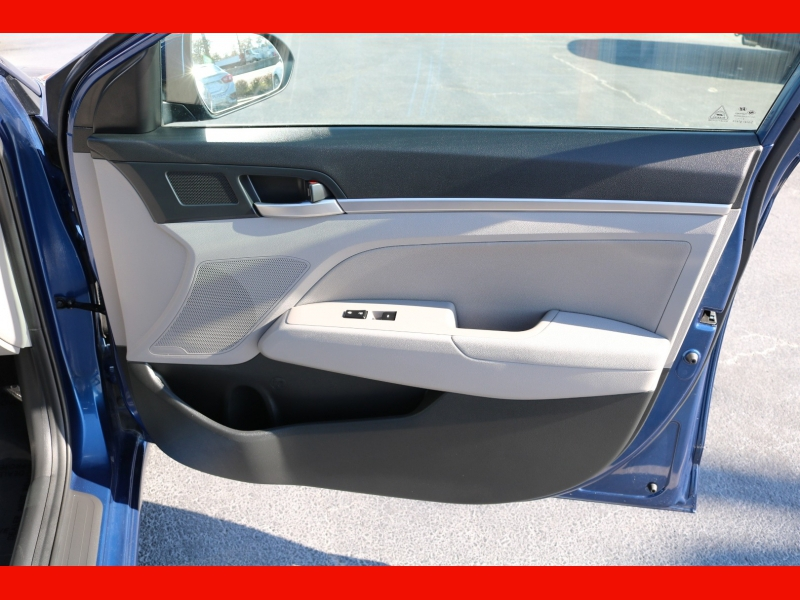 Hyundai Elantra 2020 price $18,990