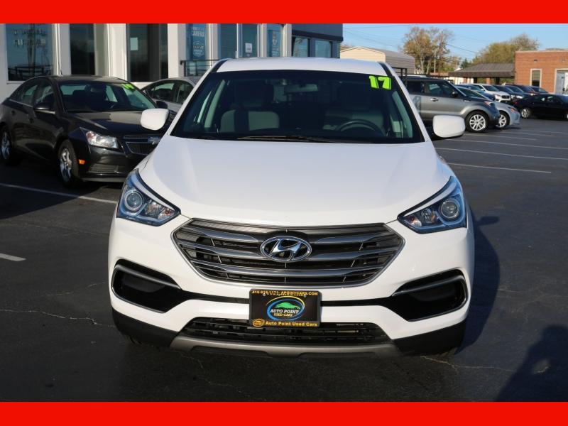 Hyundai Santa Fe Sport 2017 price $17,990