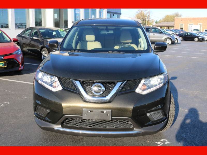Nissan Rogue 2016 price $14,990