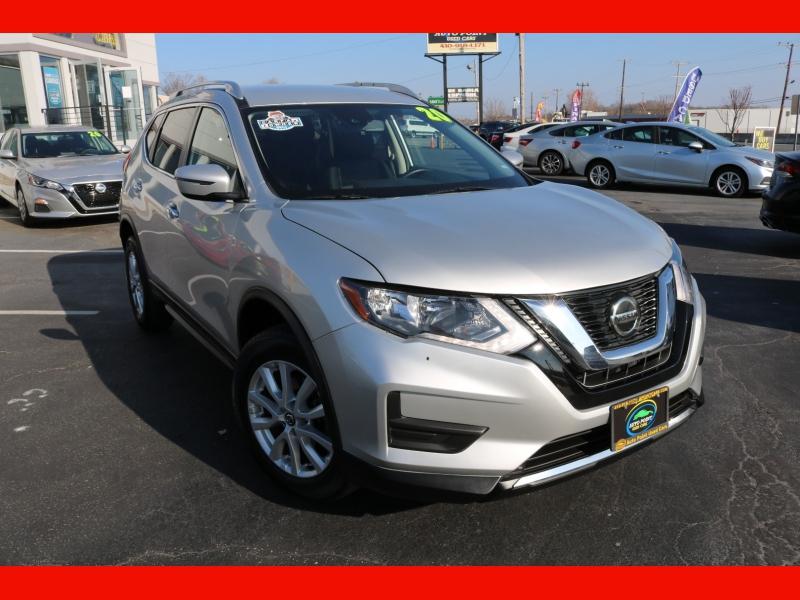 Nissan Rogue 2020 price $19,990