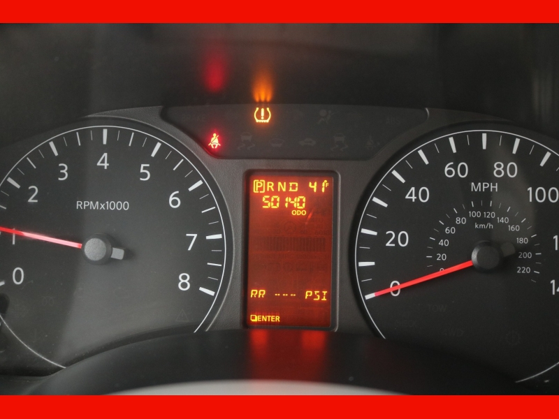 Nissan NV Cargo 2017 price $24,990