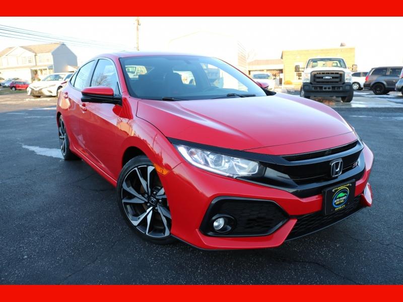 Honda Civic Si Sedan 2018 price $22,990